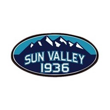 Sun Valley Ice Patches