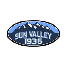 Sun Valley Blue Patches