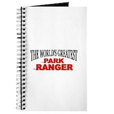 """""""The World's Greatest Park Ranger"""" Journal"""