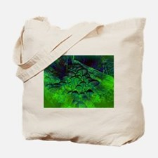 Out of this World, Psychedelic Prints Tote Bag