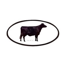 Angus Beef Cow Patches
