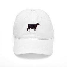 Angus Beef Cow Baseball Cap