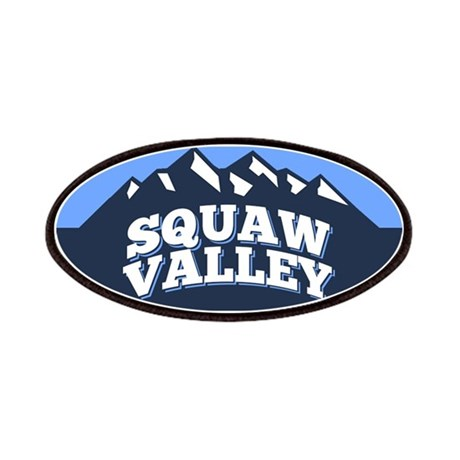 Squaw Valley Blue Patches
