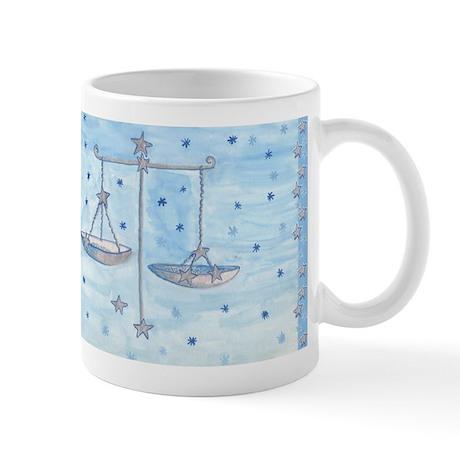 Star Sign Libra Mug
