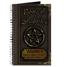 Book of Shadows, Volume 1 w/ pentacle