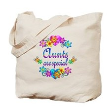 Aunts are Special Tote Bag