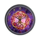 Celtic knot Wall Clocks