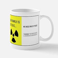 Toxic Family Mug