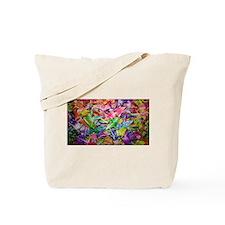 Origami Crane Madness Tote Bag