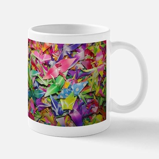 Origami Crane Madness Mug