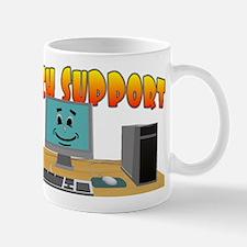 Happy Tech Support Mug