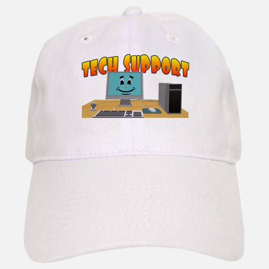 Happy Tech Support Baseball Baseball Baseball Cap