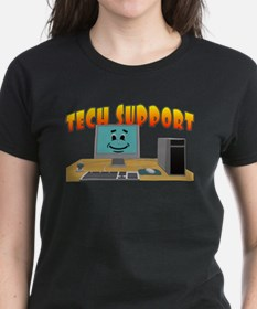 Happy Tech Support T-Shirt