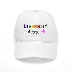 diversity Baseball Cap
