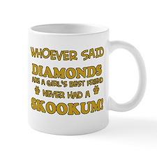 Skookum cat lover designs Mug