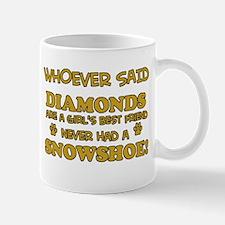 Snowshoe cat lover designs Mug