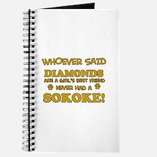 Sokoke cat lover design Journal