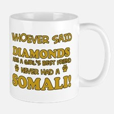 Somali cat lover designs Mug