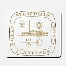 Vintage Memphis Mousepad