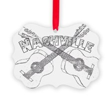 Nashville Guitars Ornament