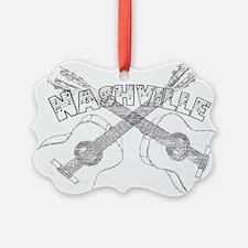Nashville Guitars Ornament