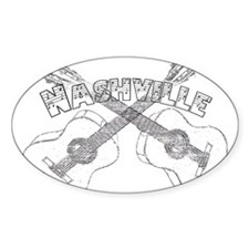 Nashville Guitars Decal
