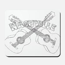 Nashville Guitars Mousepad