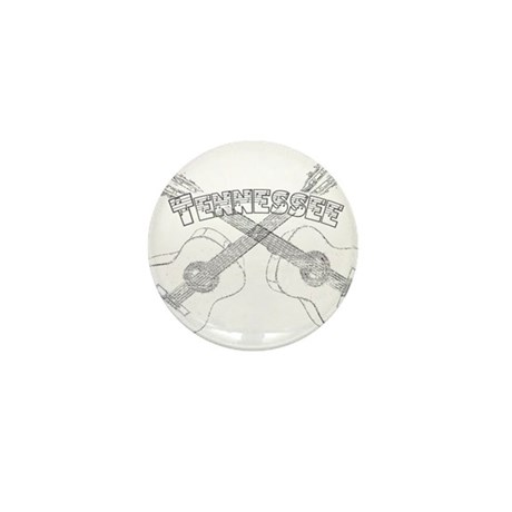 Tennessee Guitars Mini Button (100 pack)