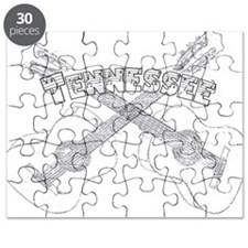 Tennessee Guitars Puzzle