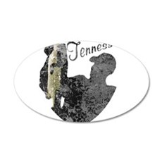 Tennessee Fishing Wall Decal