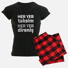 HER YER TAKSIM Pajamas