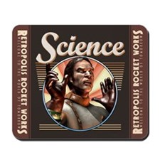 SCIENCE (Mad) Mousepad