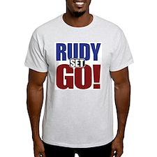 Rudy Giuliani Ash Grey T-Shirt