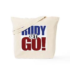 Rudy Giuliani Tote Bag