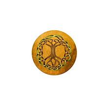 Yggdrasil Mini Button