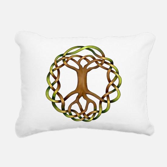 Yggdrasil Rectangular Canvas Pillow