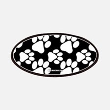 Dog Paws Black Patches