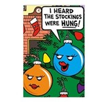 Stockings Hung Postcards (Package of 8)