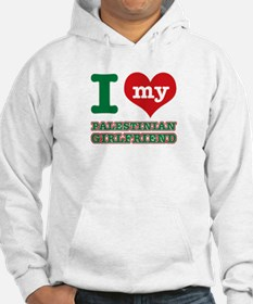 I love My Palestinian Girlfriend Hoodie