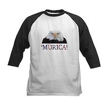 Murica! Bald Eagle Baseball Jersey