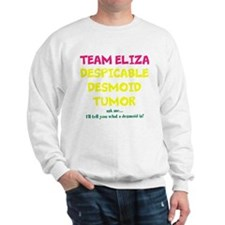 Team Eliza Despicable Desmoid SSE Adult Sweater