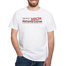 Job Ninja Mech Eng Shirt