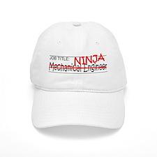 Job Ninja Mech Eng Baseball Cap