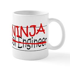 Job Ninja Mech Eng Mug