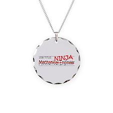 Job Ninja Mech Eng Necklace