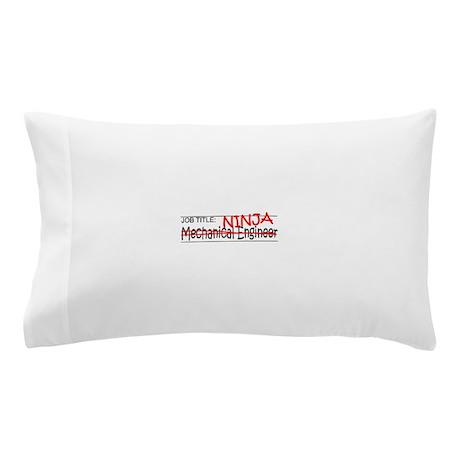 Job Ninja Mech Eng Pillow Case