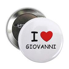 I love Giovanni Button