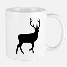 Black Elk Silhouette Mug