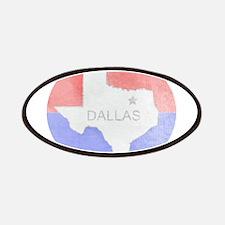 Vintage Dallas Flag Patches