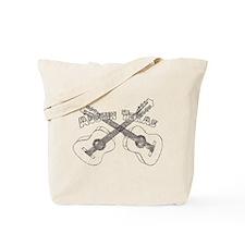 Austin Texas Guitars Tote Bag